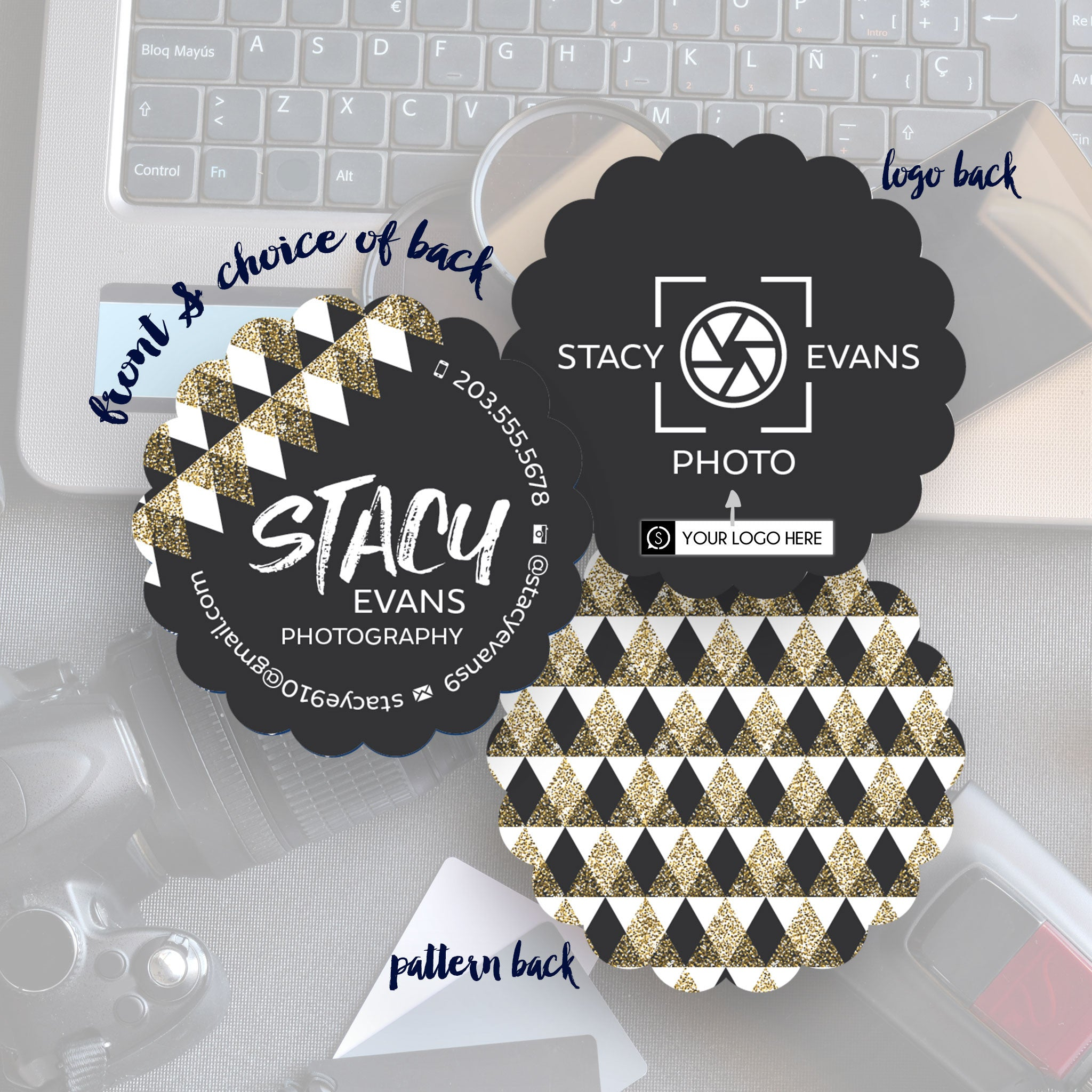 Stacy - Business Cards