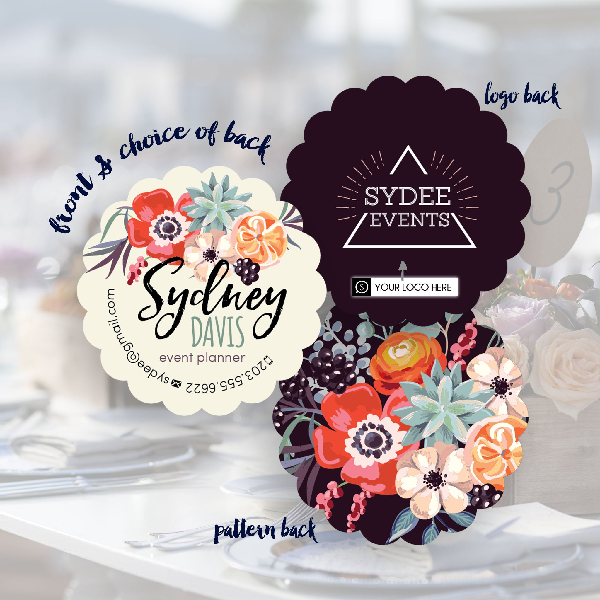 Sydney - Business Cards