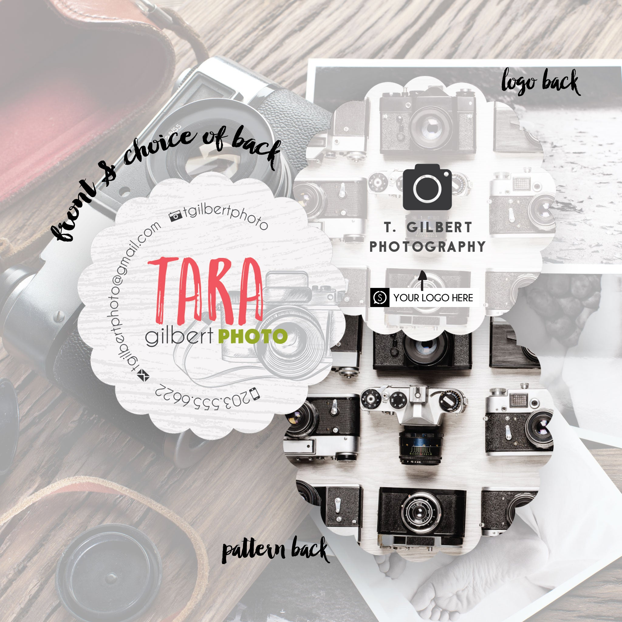 Tara - Business Cards