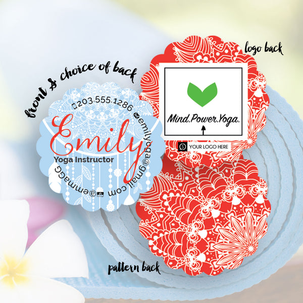 Emily - Business Cards