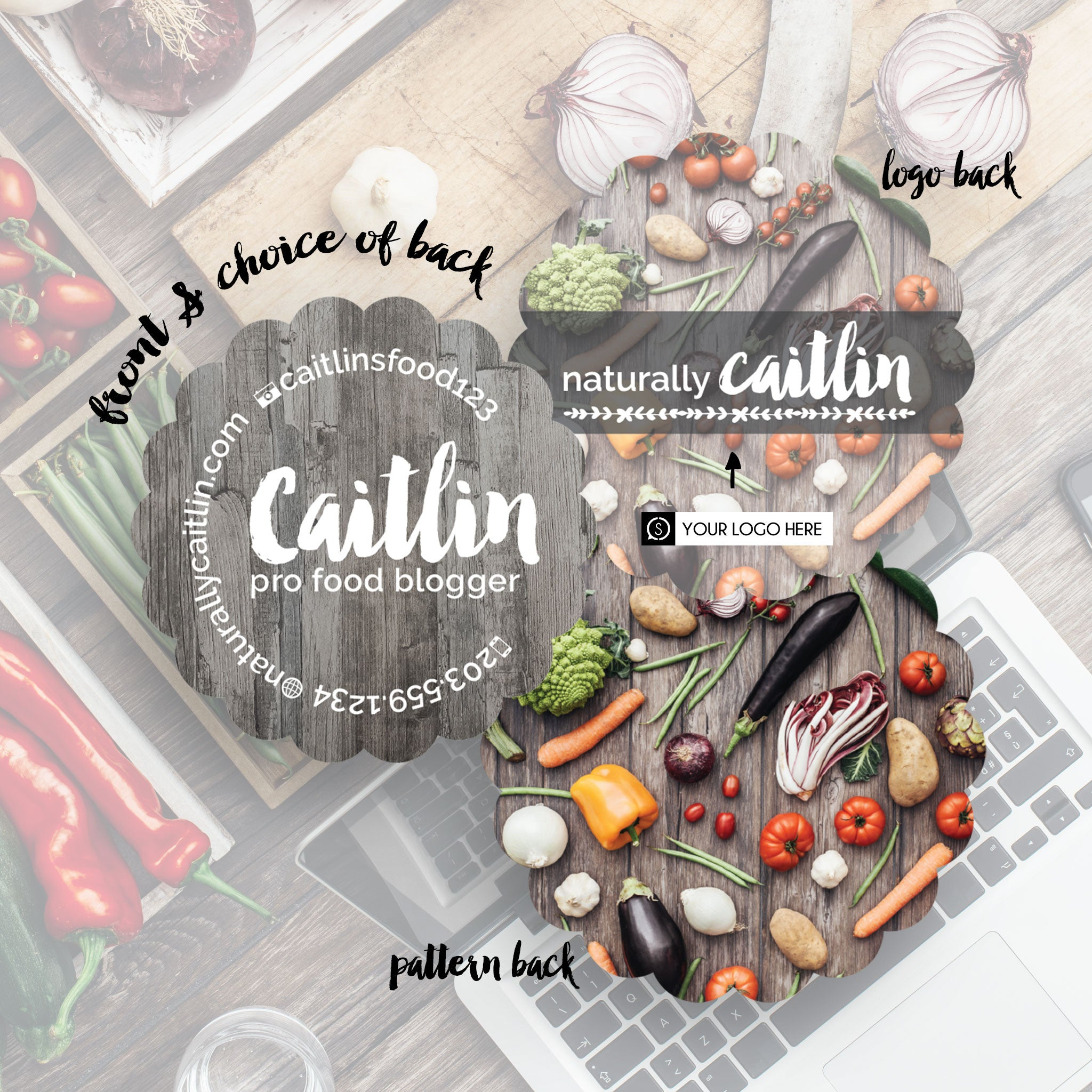 Caitlin - Business Cards