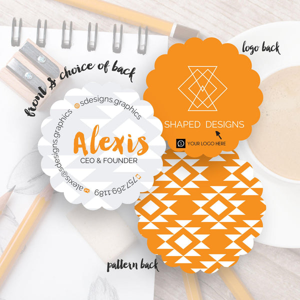 Alexis - Business Cards