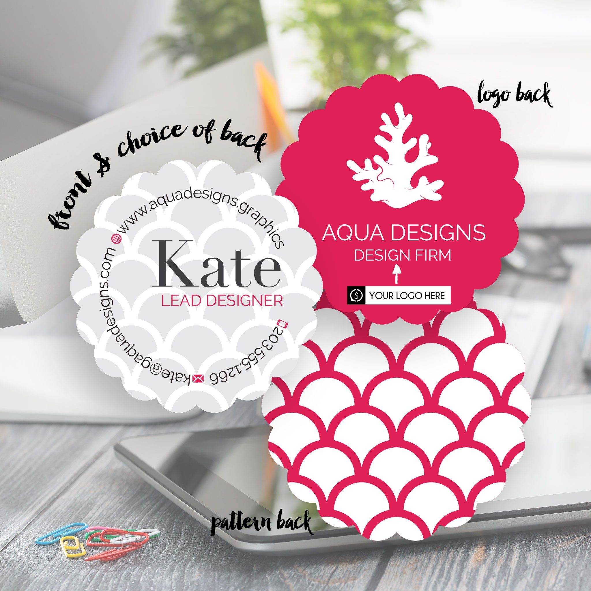 Kate - Business Cards