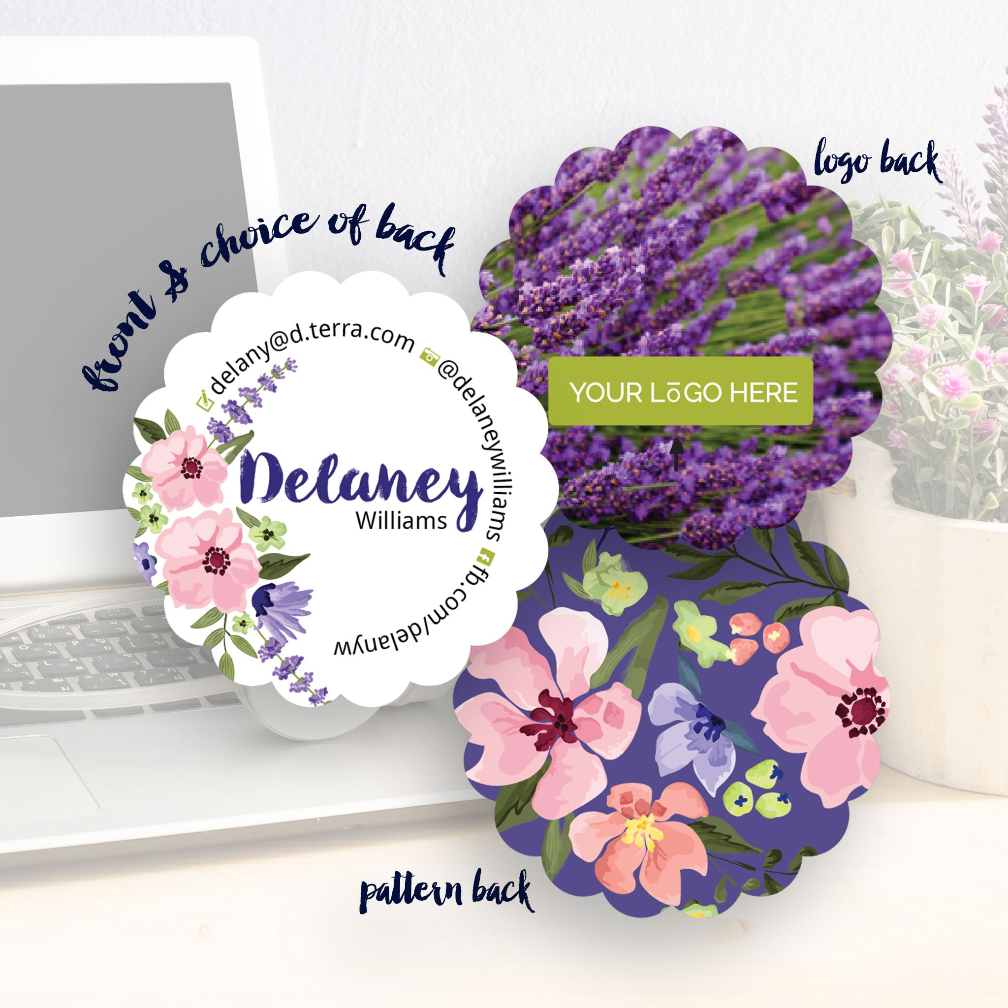 Delaney - Business Cards