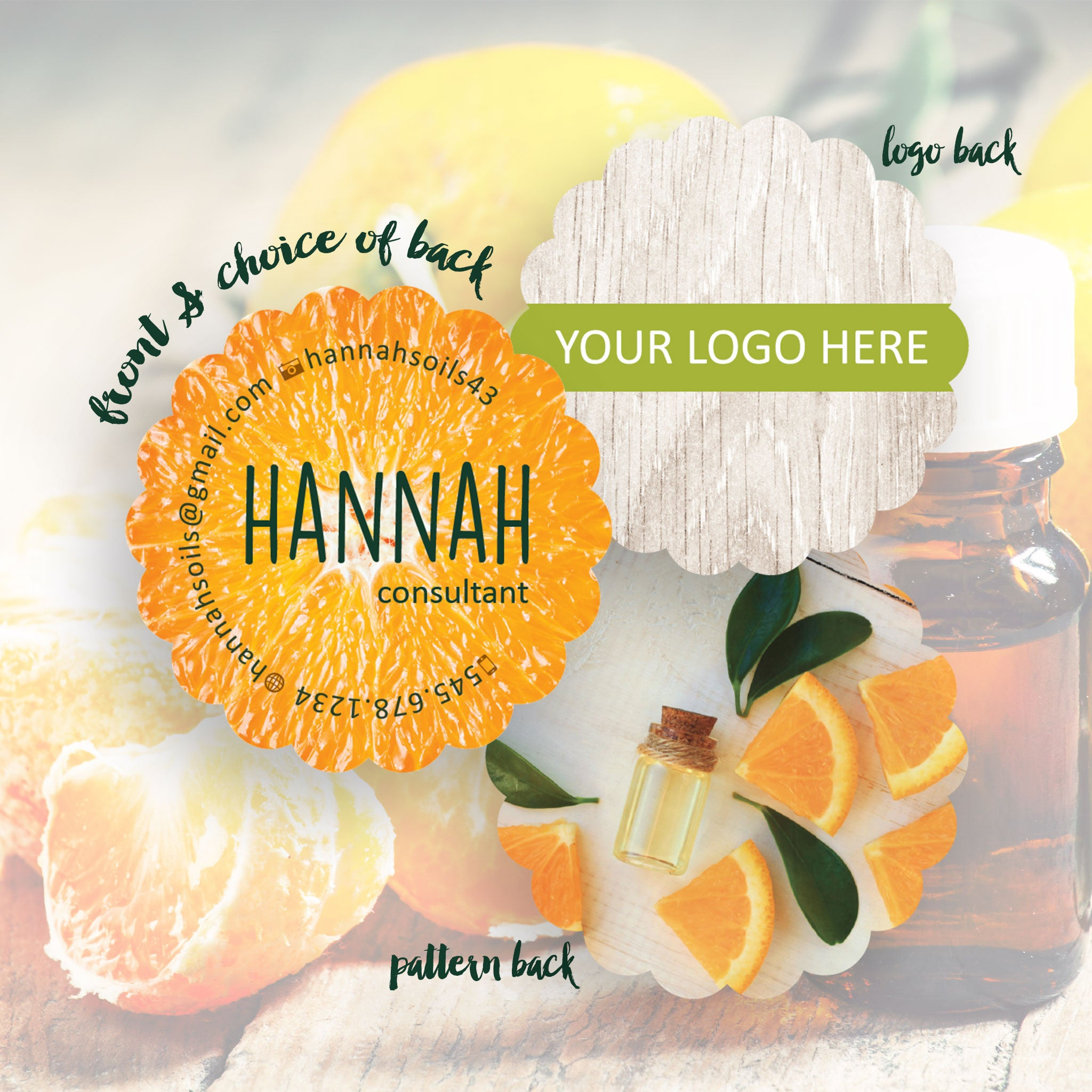Hannah - Business Cards