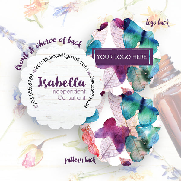 Isabella - Business Cards