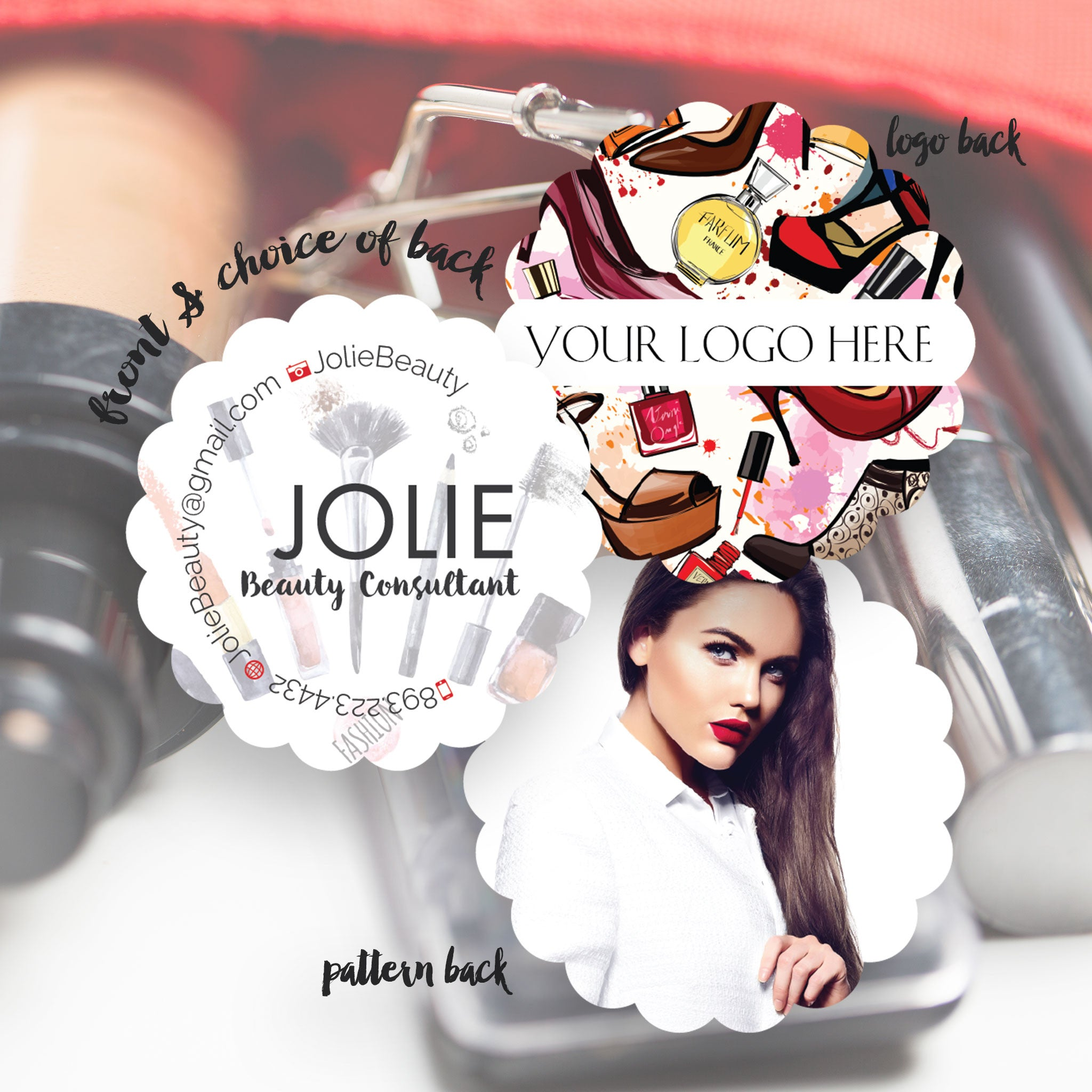 Jolie - Business Cards