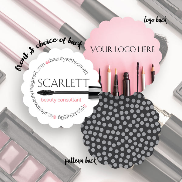 Scarlett - Business Cards