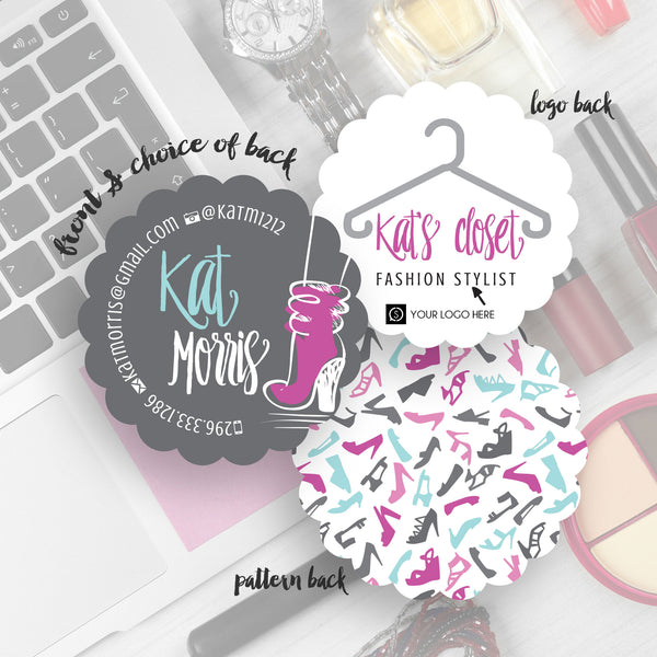Kat - Business Cards