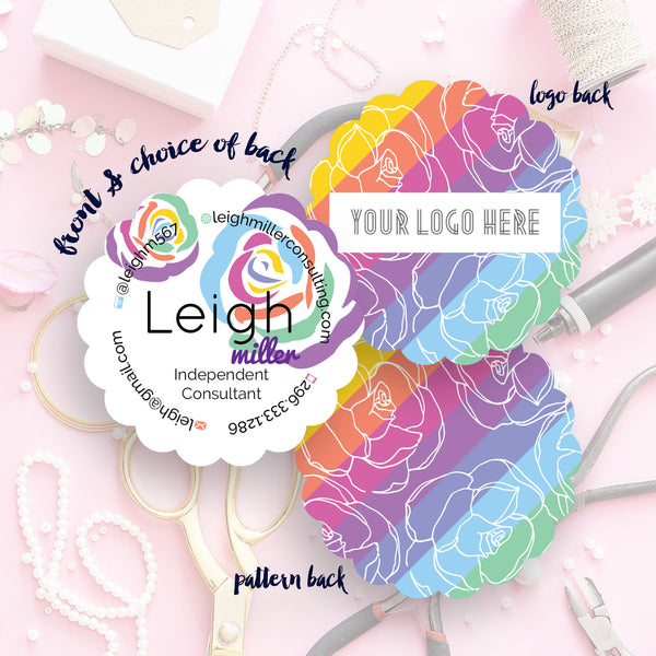 Leigh - Business Cards