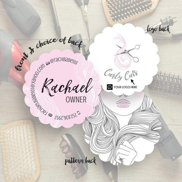 Rachael - Business Cards