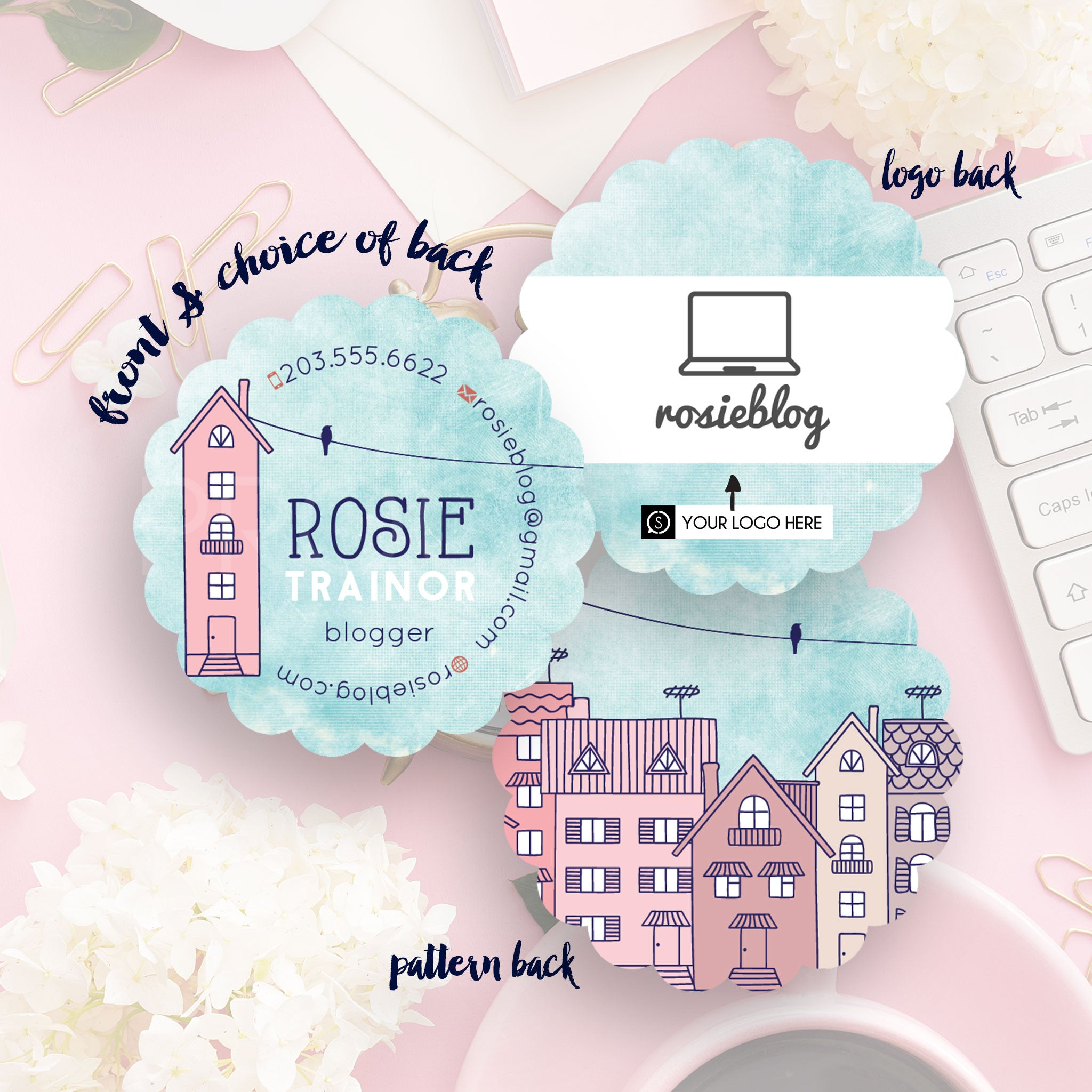 Rosie - Business Cards