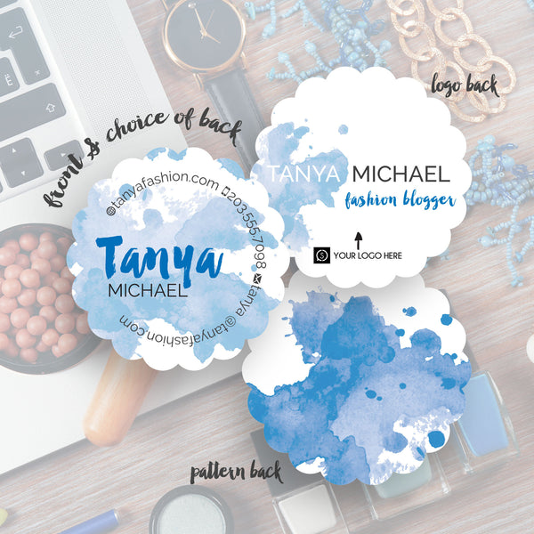 Tanya - Business Cards