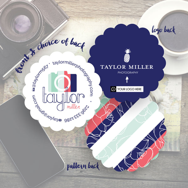 Taylor - Business Cards