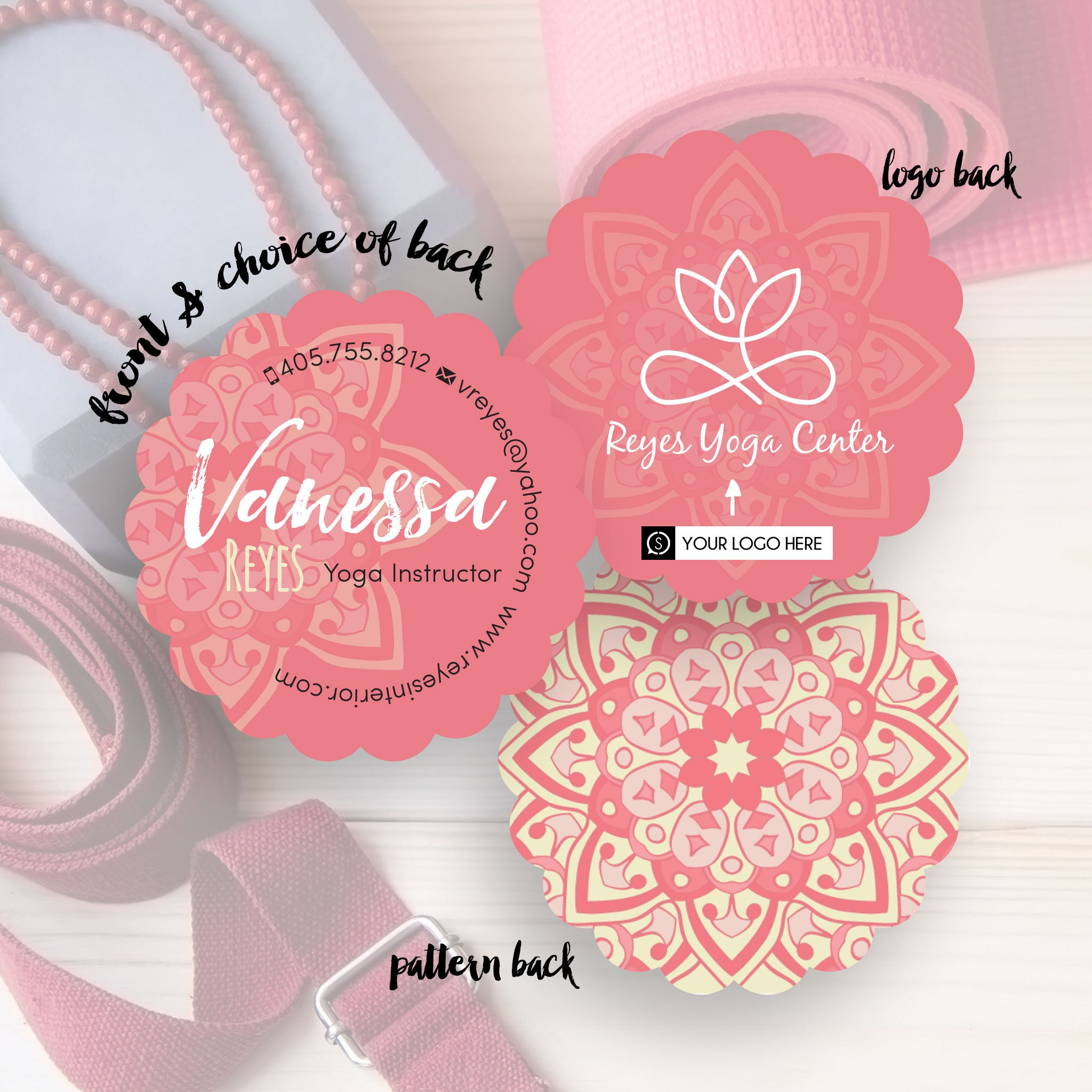 Vanessa - Business Cards