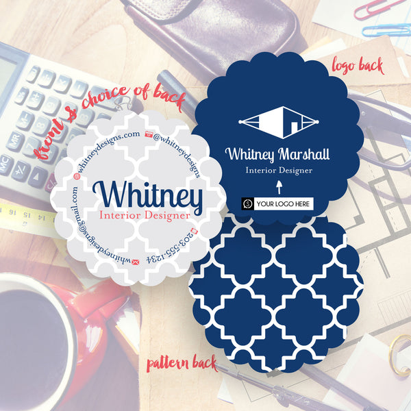 Whitney - Business Cards
