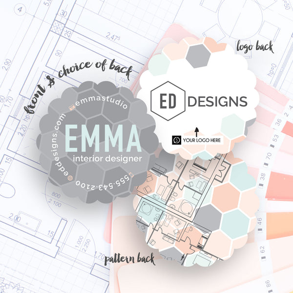 Emma - Business Cards