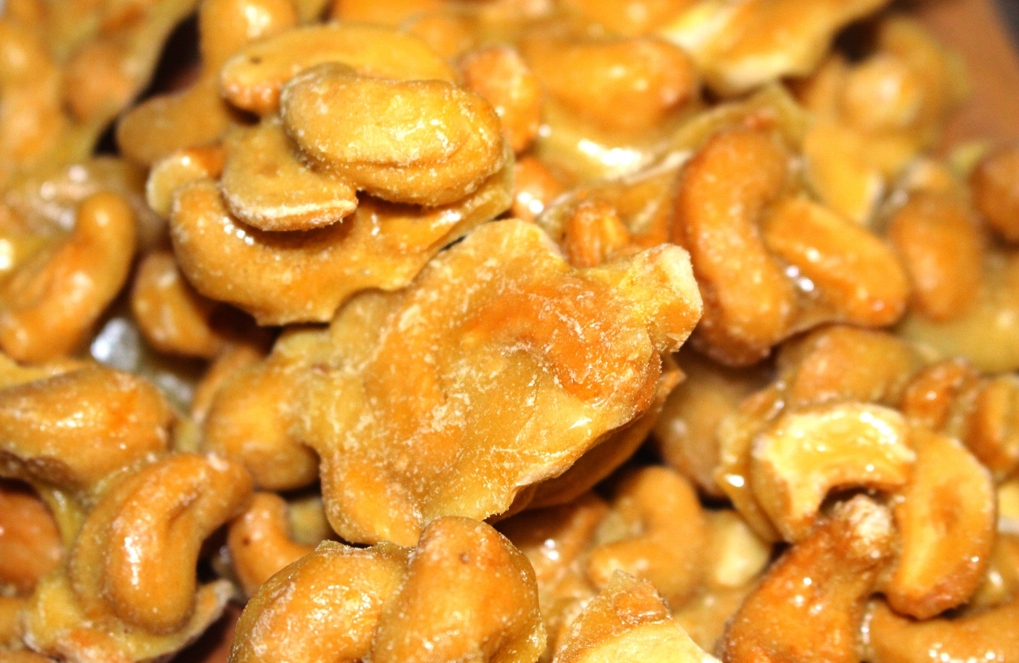 Cashew Brittle - 4 OZ Bag