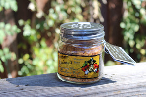 Captain Rodney's Peach Barbeque Rub