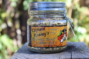 Captain Rodney's Steak Rubs