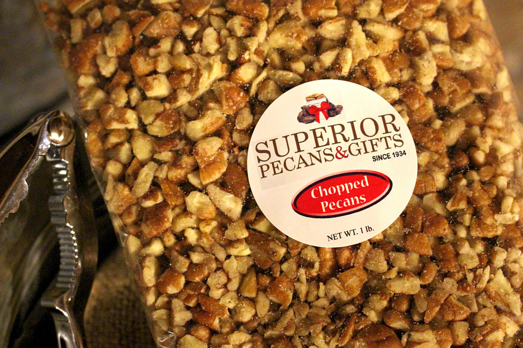 Chopped Pecans - 16 OZ Bag