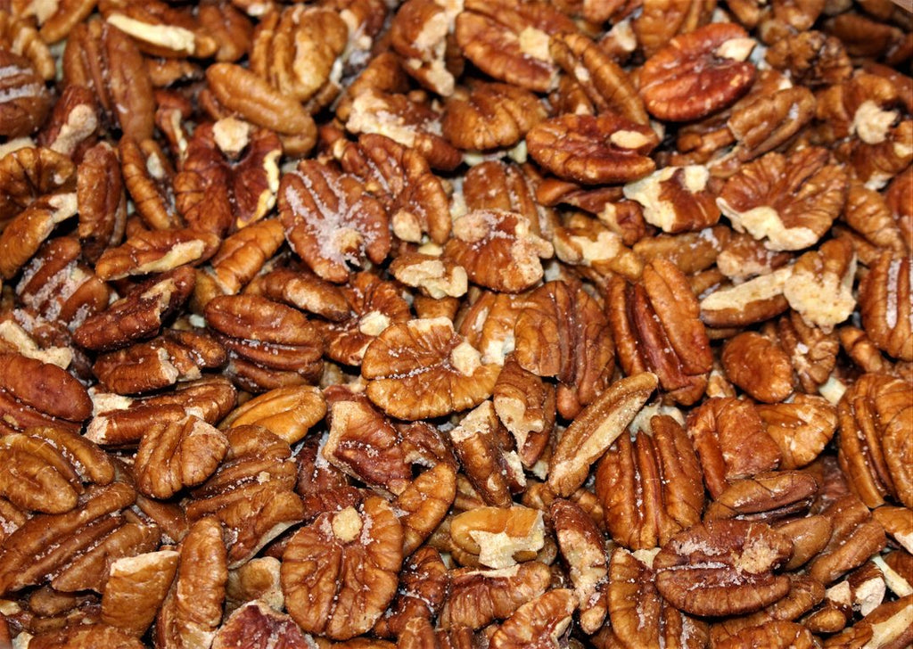 Roasted Salted Pecans - 1 LB