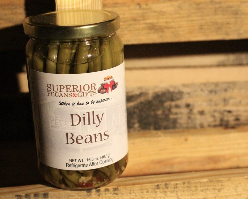 Dilly Beans / 16 oz