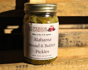 Alabama Bread&Butter Pickles