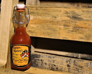 Captain Rodney's Corazon del Fuego Hot Sauce