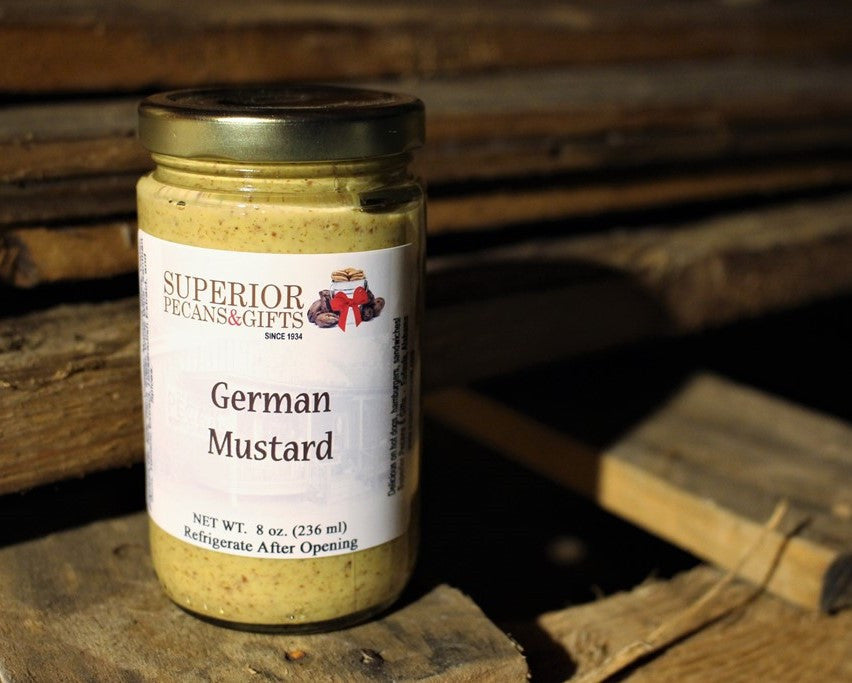 German Mustard / 8 oz