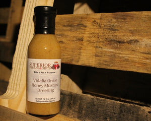Vidalia Onion Honey Mustard Dressing