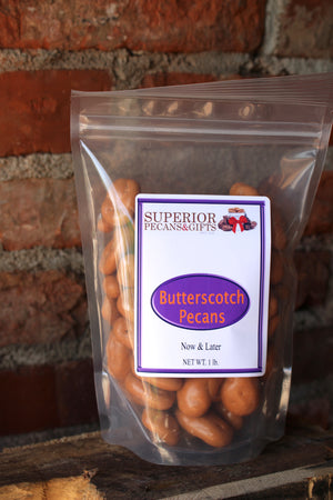Butterscotch Pecans - 1 LB