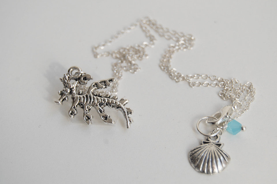 Sea Dragon Necklace