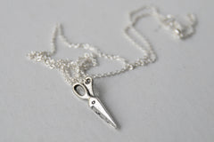 Mini Scissors Necklace