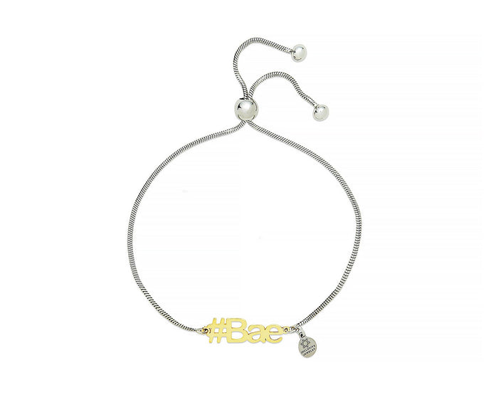 Bae Hashtag Bracelet - InclusiveJewelry