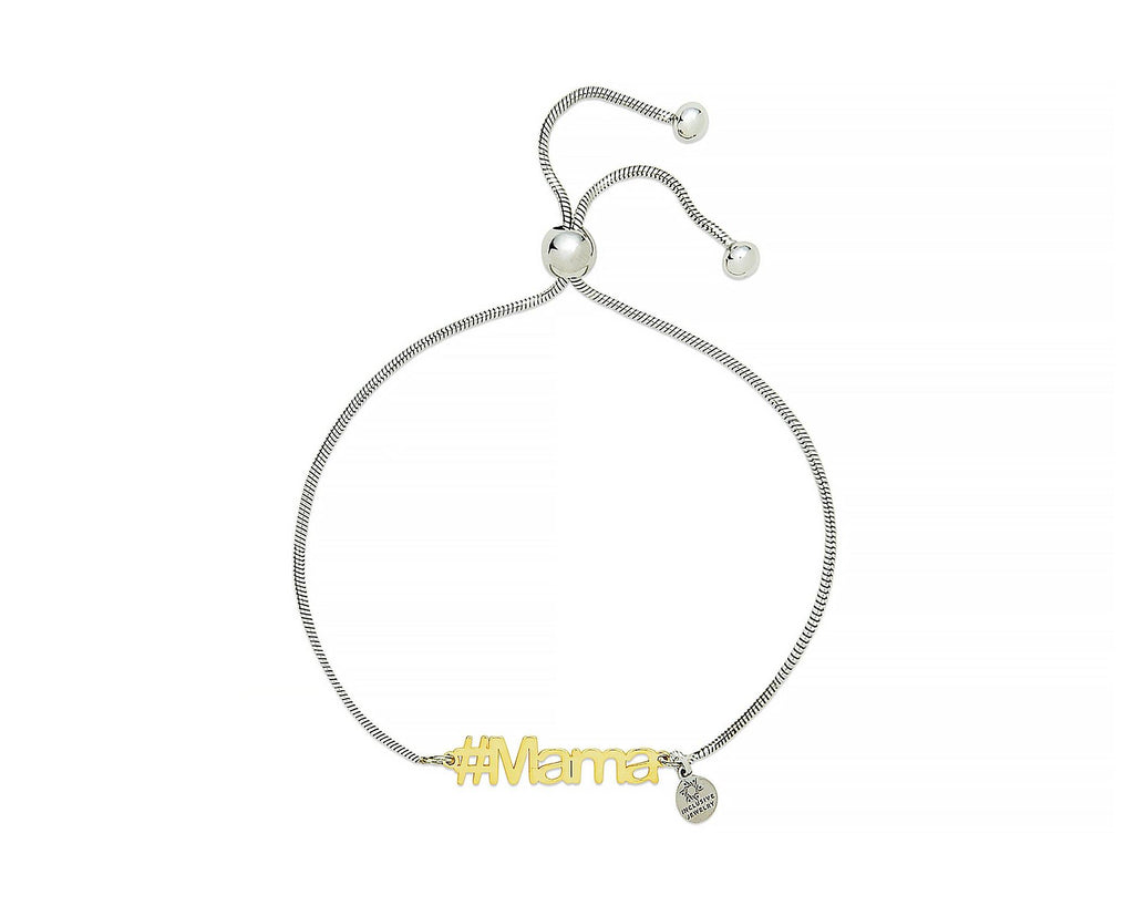 Mama Hashtag Bracelet - InclusiveJewelry