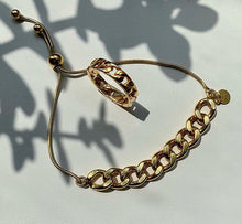 Load image into Gallery viewer, Women's Cuban Adjustable Bracelet - InclusiveJewelry