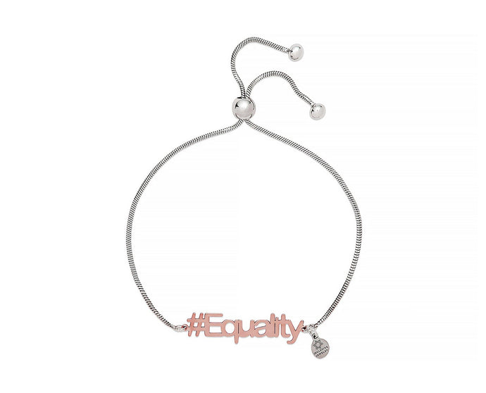 Equality Hashtag Bracelet - InclusiveJewelry