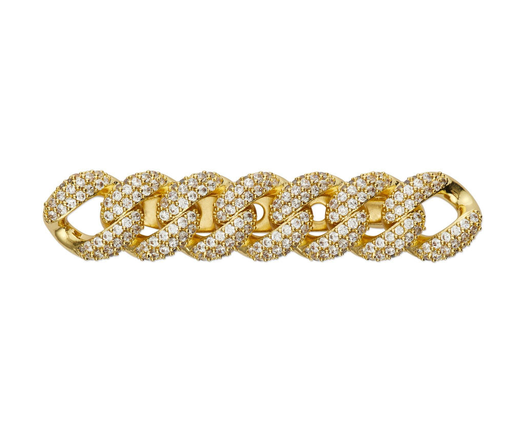 Cuban Link Lapel Pin - InclusiveJewelry