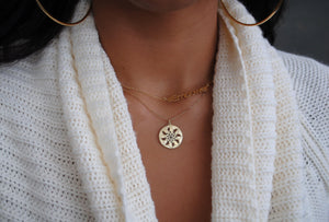 Balance Mandala Necklace - InclusiveJewelry