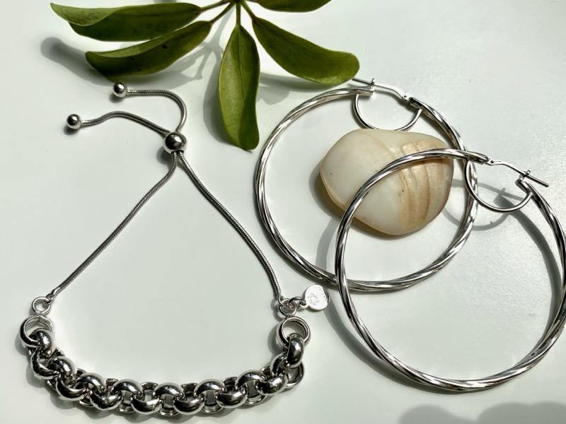 Cable Adjustable Bracelet - InclusiveJewelry