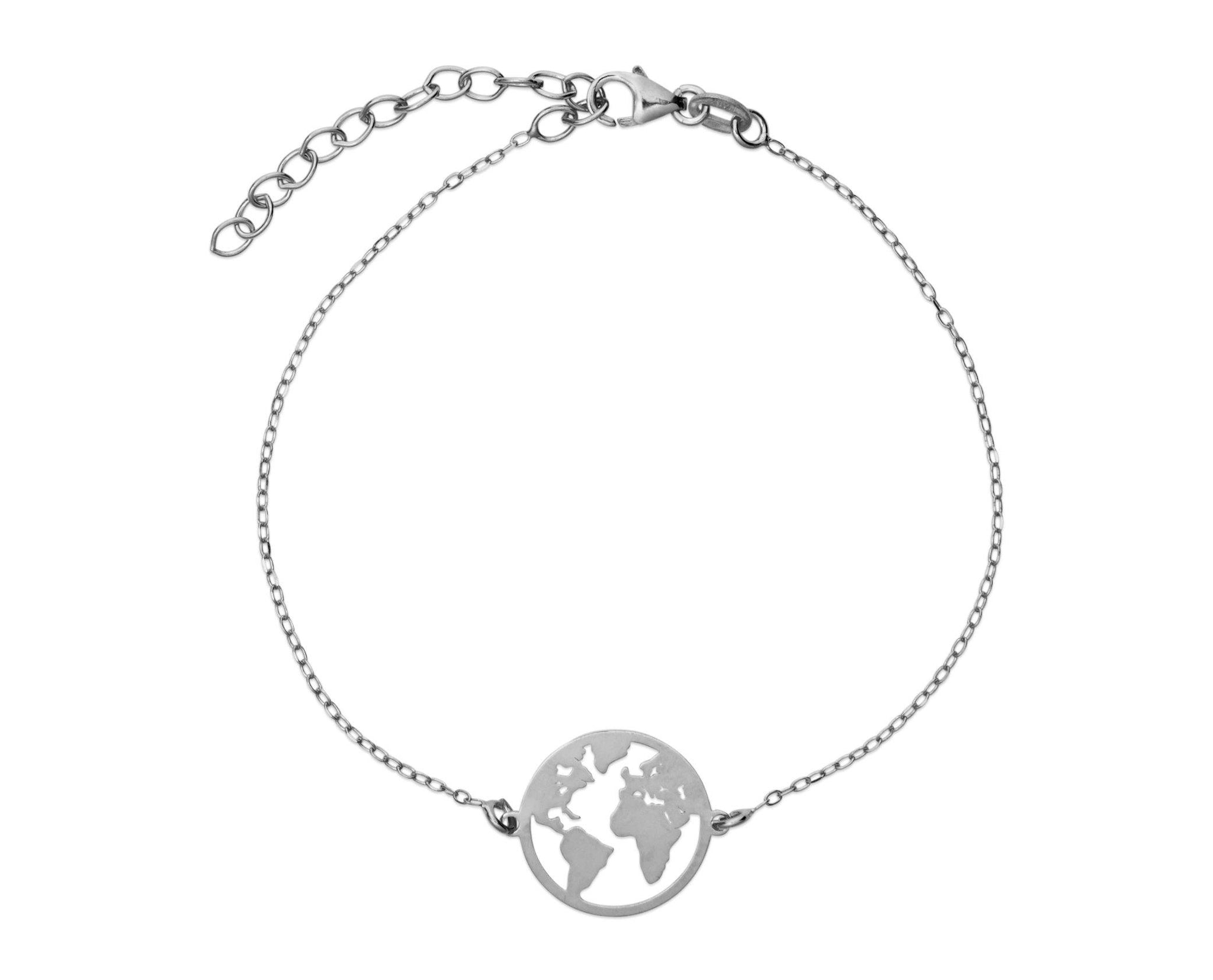 Inclusive World Bracelet - InclusiveJewelry