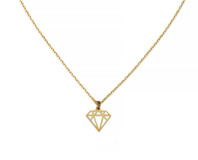 Inclusive Diamond Necklace - InclusiveJewelry