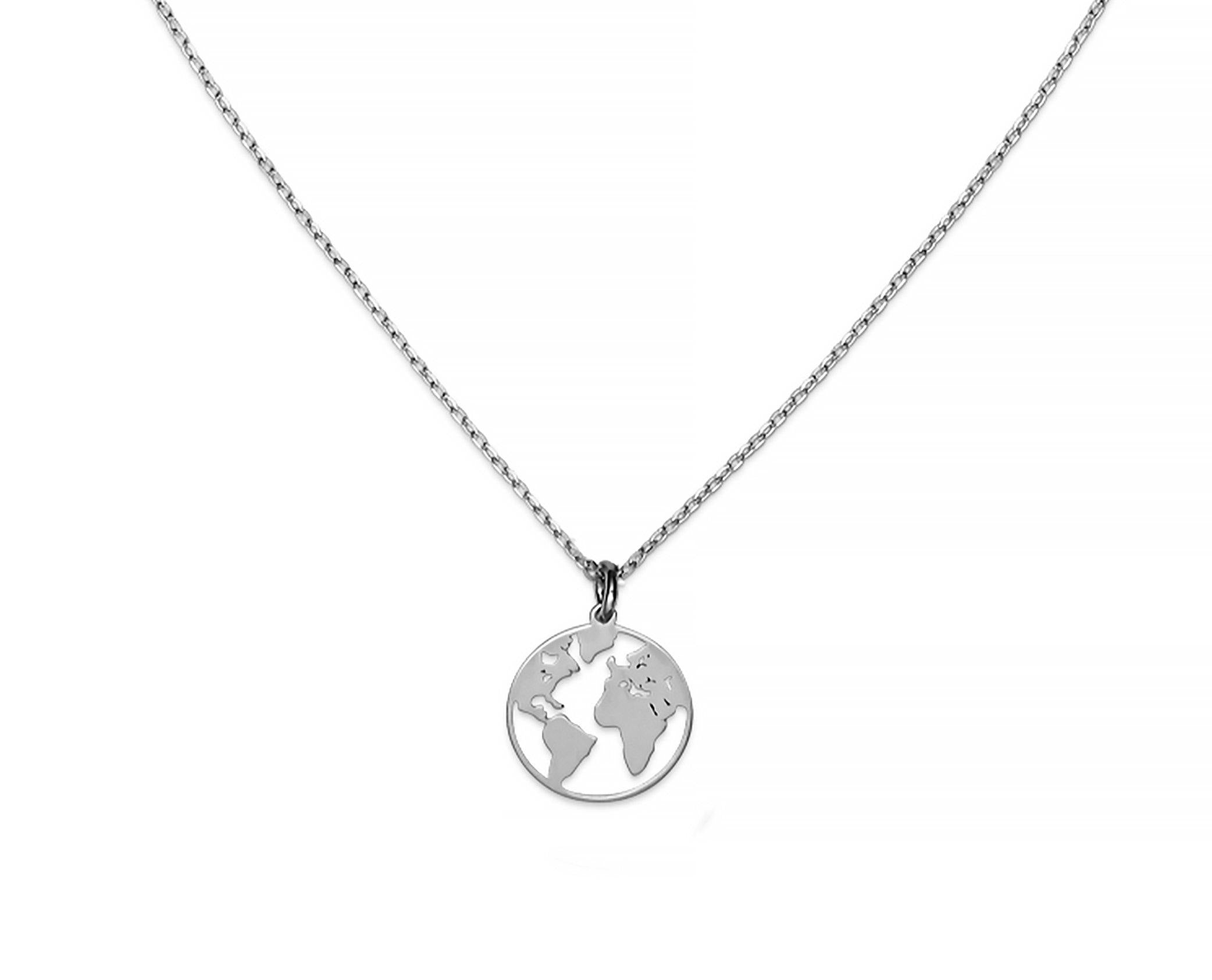 Inclusive World Necklace - InclusiveJewelry