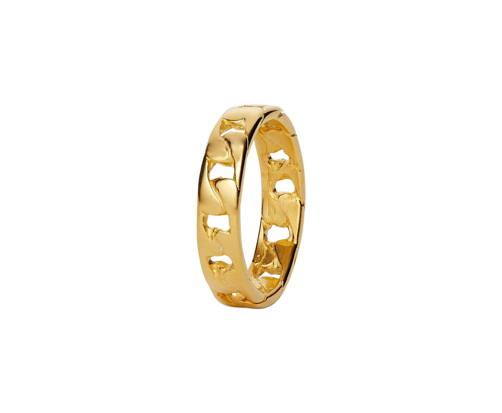 Women's Cuban Ring - InclusiveJewelry