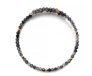 Iolite Bracelet - InclusiveJewelry