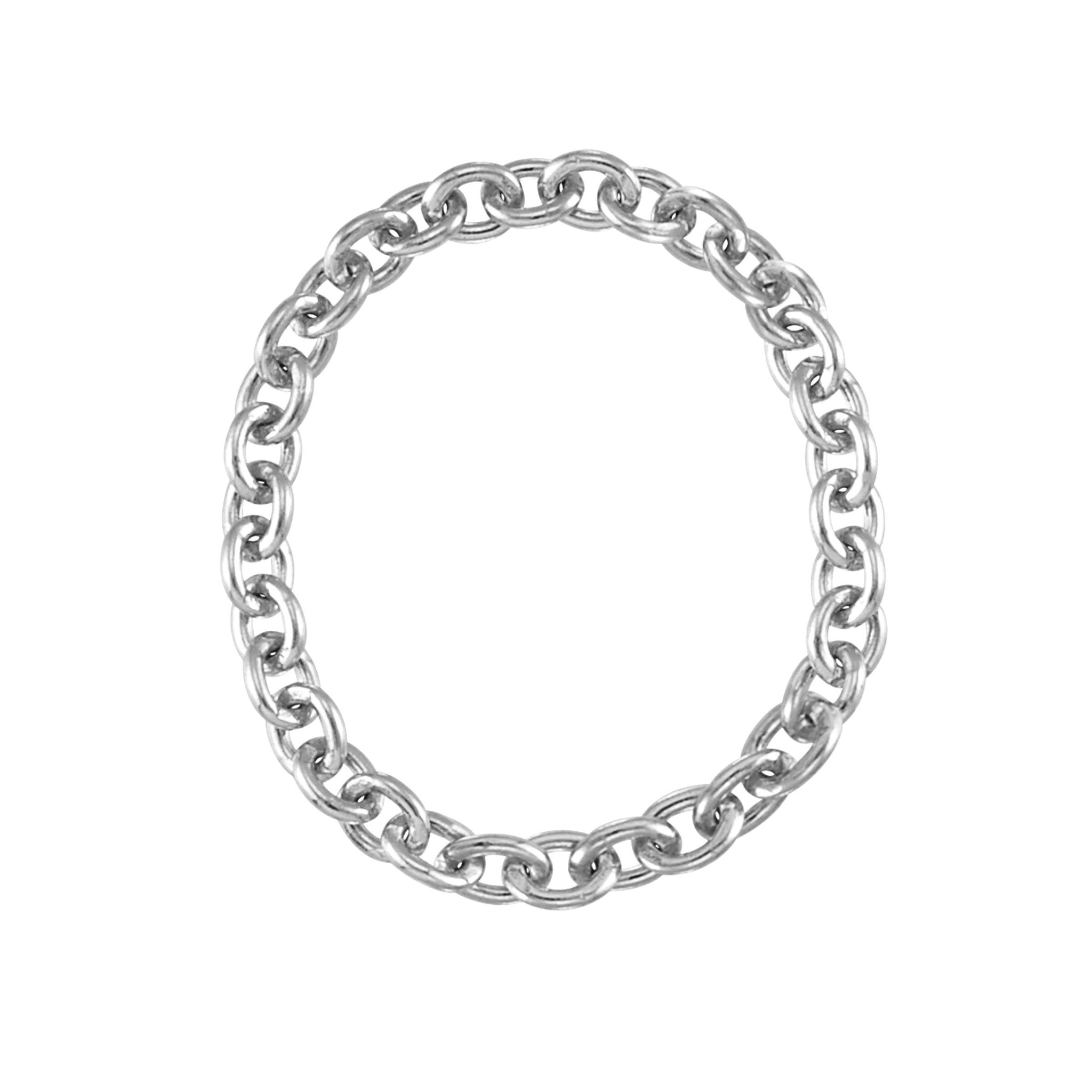 Soft Chain Ring - InclusiveJewelry