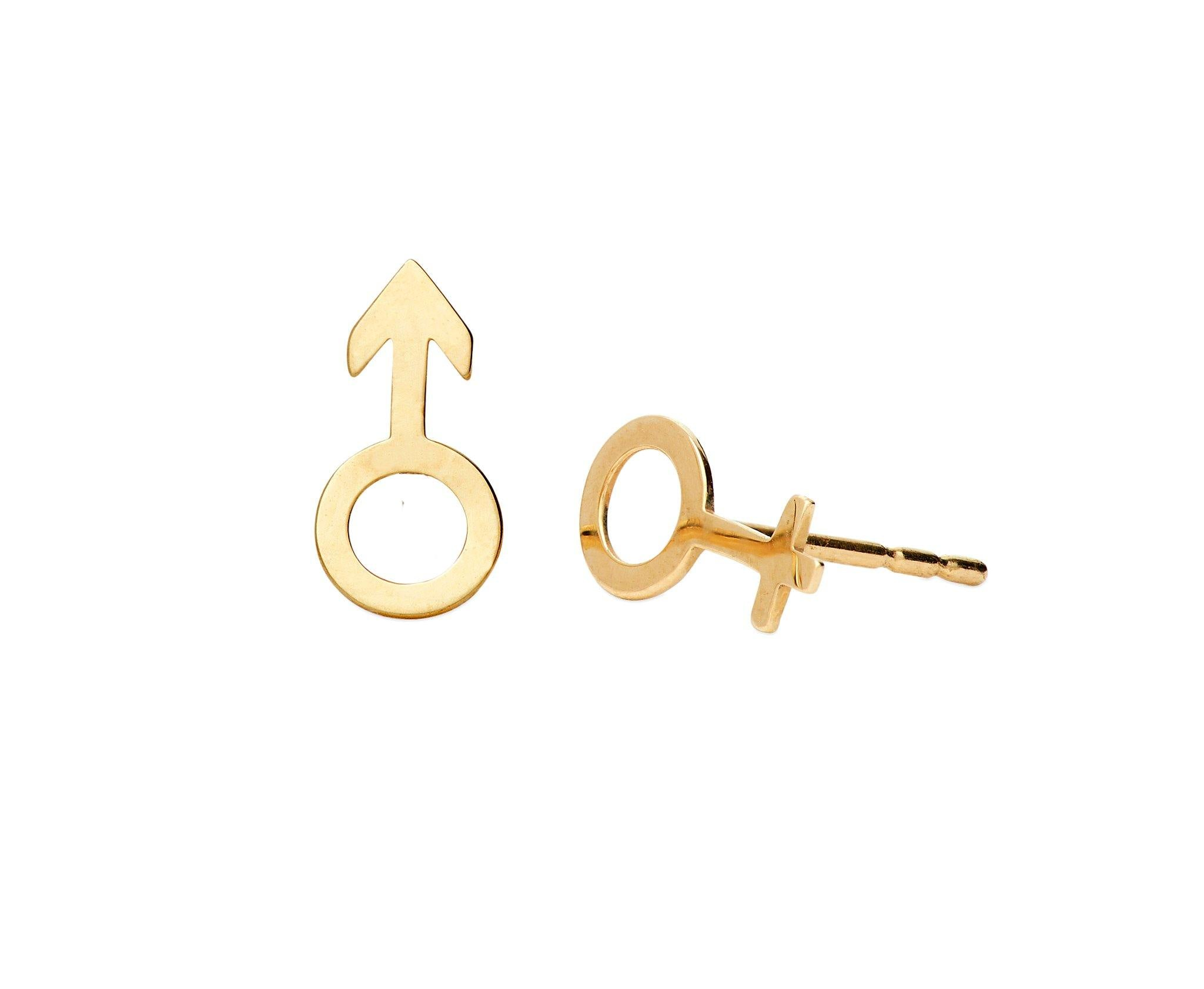 Pride Earrings - InclusiveJewelry