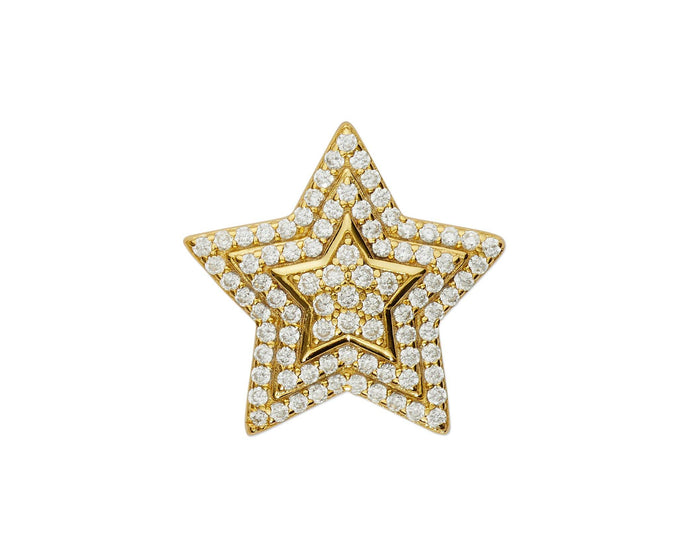 Star Lapel Pin - InclusiveJewelry