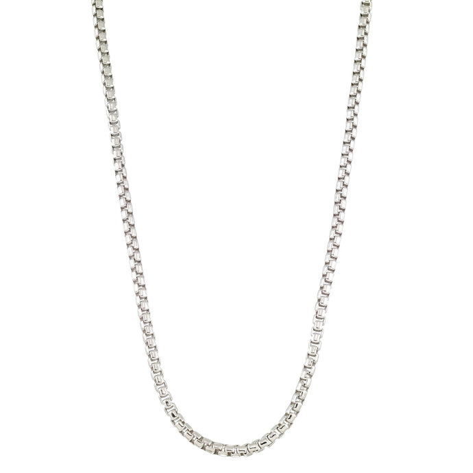 Box Chain Necklace - InclusiveJewelry